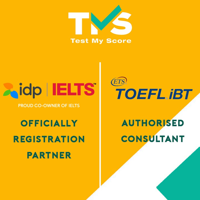 Registered Online Mock IELTS Test and TOEFL Test Partners